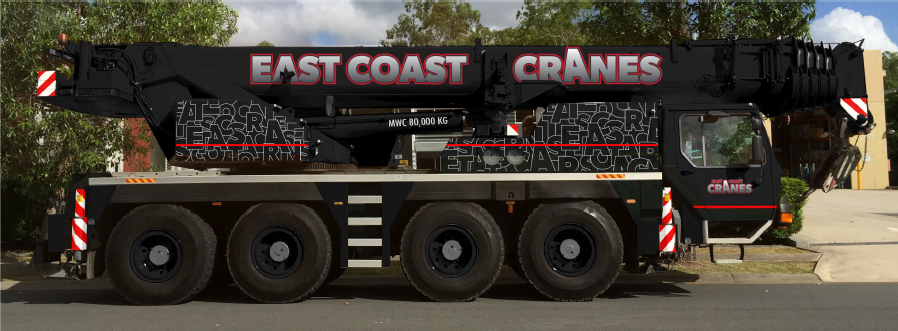 WELCOME TO EAST COAST CRANES